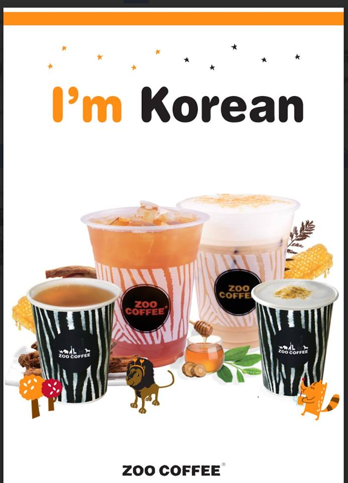 korean menu