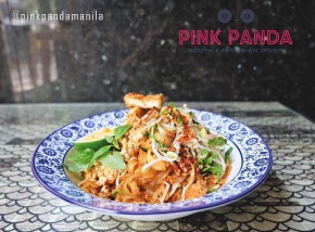 A revamped resto and menu: Pink Panda is your go-to diner for SEA cuisine once more