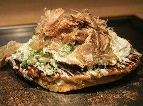 Chibo at S'Maison: Japan's best okonomiyaki is now in the Philippines! (CLOSED)