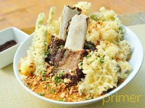 Taste Filipino Comfort at Lasa Bistro in Alabang