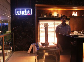 Eight Coffee Bar by UCC launches at 8 Rockwell
