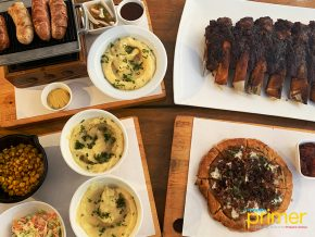 Los Indios Bravos Braves the Boracay Tourists Through Classic Pub Dishes