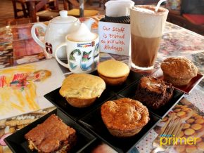 Real Coffee and Tea Cafe: Your Pit Stop for Classic Calamansi Muffins in Boracay