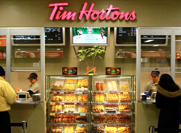 Canada's favorite coffee shop Tim Hortons to open first branch in PH