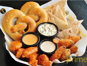 Buffalo Wild Wings: Where the Wild Wings Are