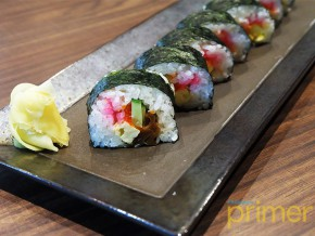 Fukudaya Japanese Dining at Arya Residences in BGC