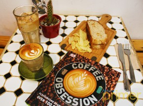 The Hipster's Hideout: YDG Coffee in Pasong Tamo Extension