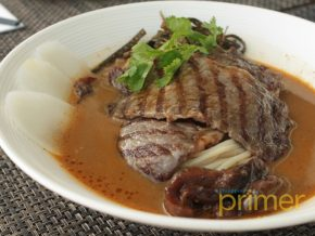 Chairman Wang's in Alabang is Home to Prime Chinese Beef Noodles