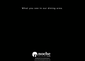 Noche: Dine in the Dark Manila is now in PH