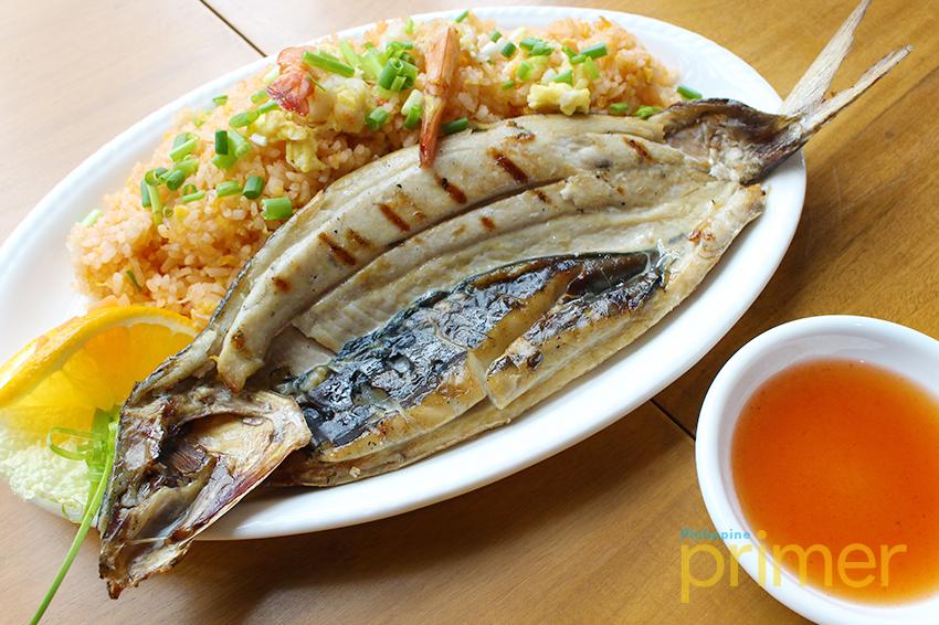 Discover unique thai flavors at thai bbq original in bgc for Boneless fish grill
