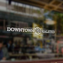 Downtown and Halsted: Craft x Drinks