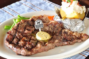 The Wooden Horse Steakhouse Serves a Mix of Texan and Japanese Cuisine