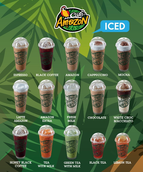 Image result for cafe amazon
