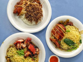 Michelin-starred street food stall Hawker Chan is coming to Manila this 2017