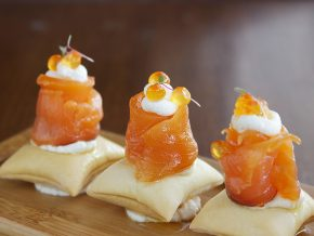 Las Flores in BGC offers contemporary Spanish flavors
