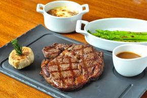 Sage Bespoke Grill in Makati Shangri-la Hotel