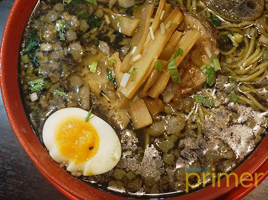 Ajisai philippine primer for Ajisai japanese cuisine