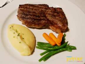 Elbert's Steak Room: Salcedo Village's Most Popular Steakhouse