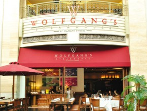 Wolfgang's Steakhouse at Resorts World Manila