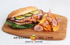 There's Eat and There's Art at Artesania MNL Café in Maginhawa, Quezon City