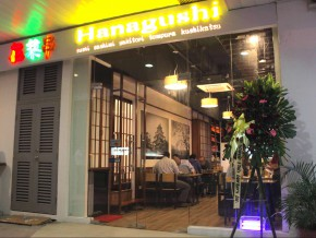 Hanagushi in The Beacon, Makati: Taste the best Yakitori of Saga, Japan