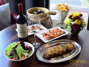 L'Entrecote Corner Bistro in BGC: Delivering Mouthwatering Steaks to Your Table