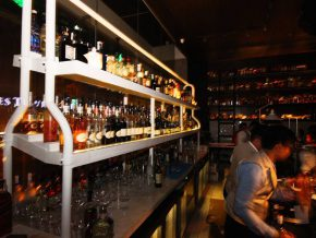 """Find """"chemistry"""" in Bitters Bar, BGC"""