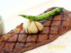 Ruby Jack's Steakhouse and Bar Manila in City of Dreams