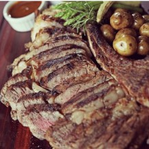 Dillingers 1903 Steak and Brew: Large and delicious, just the way you like it