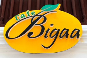 From gastropub to cafe: Café Bigaa