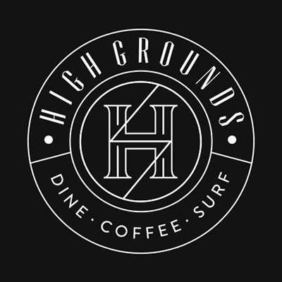 The country's first: High Grounds Café