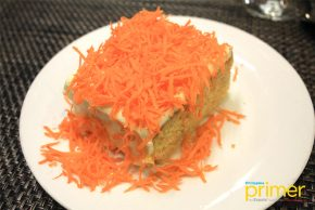La Preciosa in Laoag City is Home to Ilocos' Best Carrot Cake