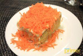 La Preciosa in Laoag City is Home to Ilocos' Best Carrot Cake