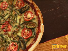 Herencia Garden Restaurant in Laoag: The Second Home of the Original Pinakbet Pizza