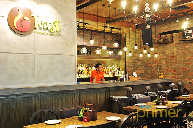 Taste the different flavors of Asia at Toast Asian Kitchen and ...