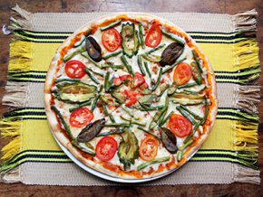 Herencia Restaurant, Home of the Pinakbet Pizza