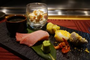Sarugaku Restaurant in Nagano, Japan