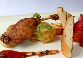 The White House Fusion Cuisine and Wine Lounge in Davao