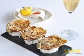 Caviar Restaurant and Champagne Bar in Alabang Offers Lavish European Fine Dining