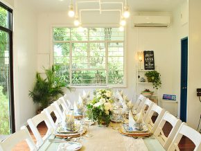 Pio's Kitchen in Quezon City: Celebrate life's special moments