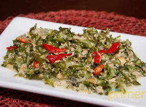 Explore Bicol heritage through food at Balay Cena Una in Albay