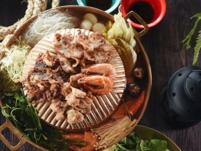 Indulge in Thai favorites at Siam Thai BBQ and Sports Bar in Pasig