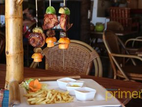 Maldito Grill and Restobar in Cebu: All-in-one beach side restaurant