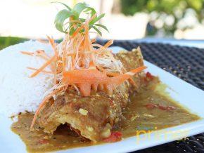 Great British Pub Food: Oscar's in Malapascua, Cebu