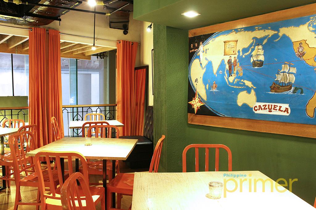 Cuisine coloniale bton cir plan de travail indogate idees cuisine coloniale moderne with - Restaurant le garde manger le havre ...