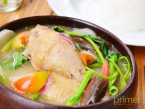 Poblacion Dining Room in Makati: As hidden as it gets