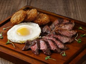Malcolm's Deli in BGC: Good Place for Great Steak