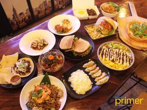 The Pantree in Makati: International fanfare on the go
