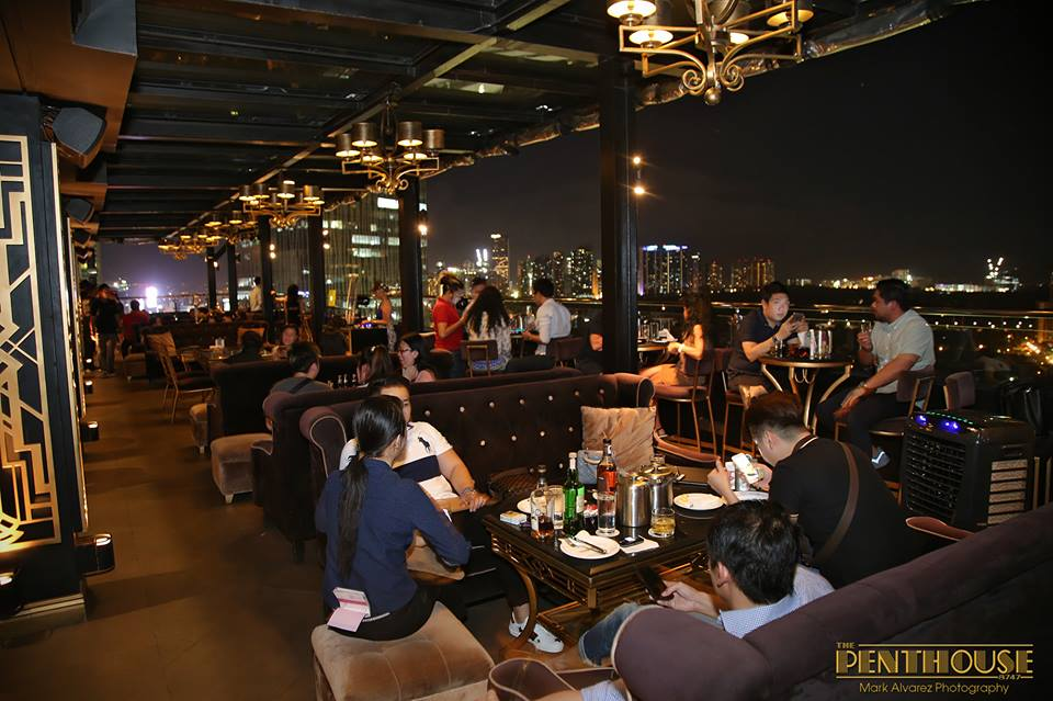 The Penthouse 8747 In Makati Taking You Back To The 1930s