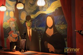 Il Pittore Cafe: A European-Inspired One-Stop Art and Food Haven